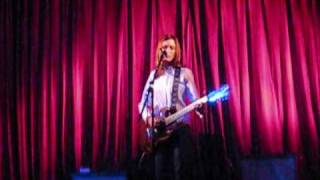 Juliana Hatfield - Running Out (Dublin, Oct 08)