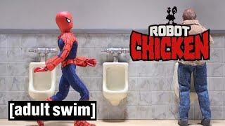 The Best of Spider-man | Robot Chicken | Adult Swim