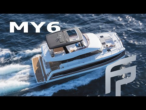 Fountaine Pajot Motor Yacht 44 video