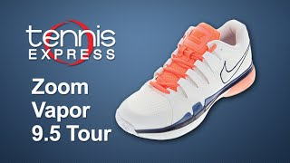 Nike Zoom Vapor 9.5 Tour Clay Women's Tennis Shoes video