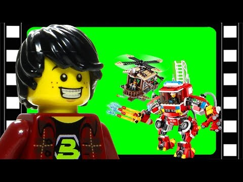 Vidéo LEGO The LEGO Movie 70813 : Les renforts