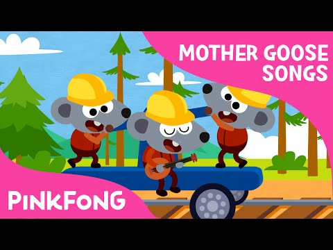 I've Been Working on the Railroad | Mother Goose | Nursery Rhymes | PINKFONG Songs for Children