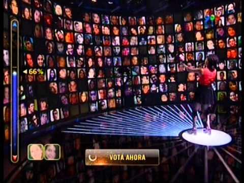 Diana Amarilla canta Hoy en Elegidos