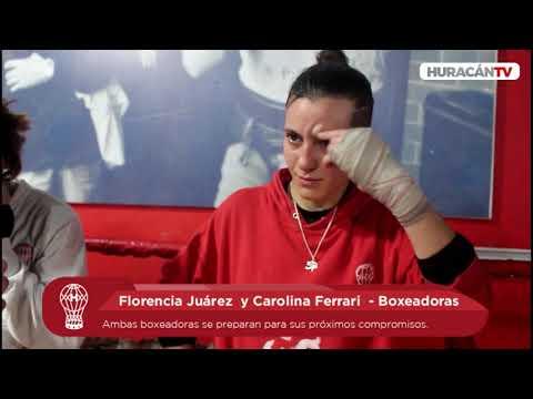 Nuevos compromisos para Florencia Juárez y Carolina Ferrari