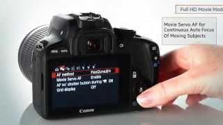 Canon EOS Rebel SL1 Digital SLR Camera Review