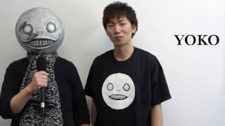 Un message spécial de la part de YOKO TARO