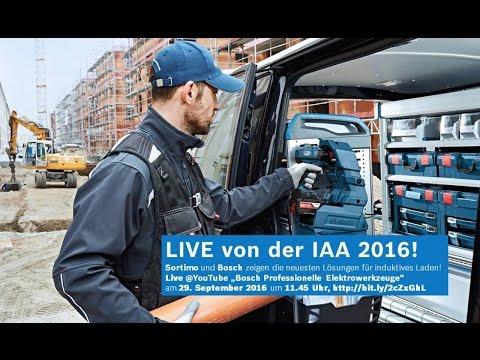 Bosch/Sortimo IAA Nutzfahrzeuge, Hannover