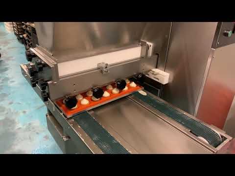 Μηχανές Βουτημάτων & Ζαχ/κής - Γέμιση Κρέμας σε Κώκ