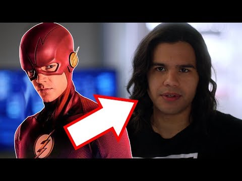 What Happened to Cisco? What's Going On? - The Flash Season 6