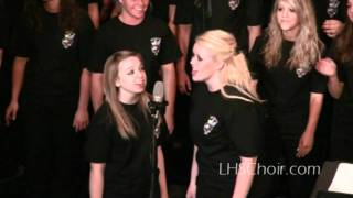 Way Beyond the Blue - Performed by Lincoln High School Gospel Choir - Thief River Falls MN