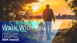 4 Hour Relaxing Guitar Music: Meditation, Instrumental, Calming, Soft Music: Walk With You