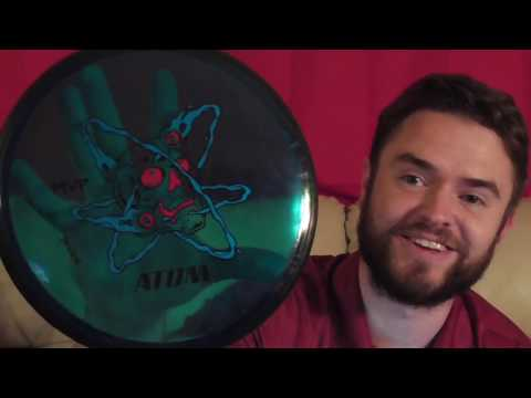 MVP Proton Atom Review & Giveaway - Disc Golf Mp3