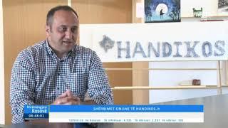 Mirëmëngjesi Kosovë - Shërbimet online të HANDIKOS-it 13.07.2020