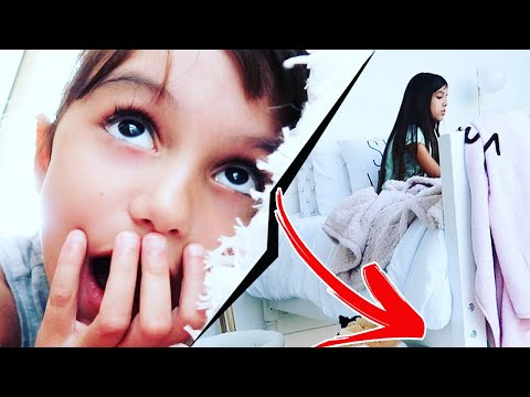 I Spent the Night in my Big Sister's Room & She had No Idea... It was Hilarious (24 HOUR CHALLENGE)