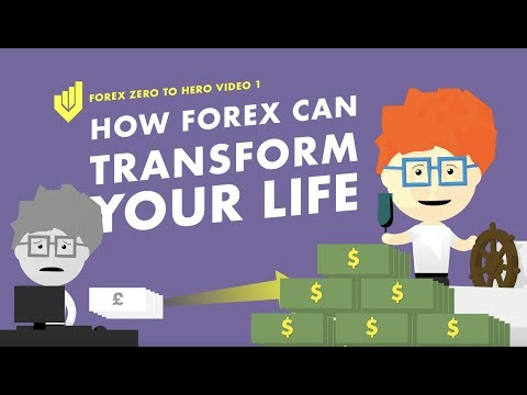 How Forex Can Transform Your Life —  Free Forex Training (Part 1)