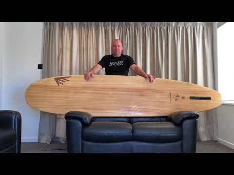 FireWire Wingnut Noserider surfboard review
