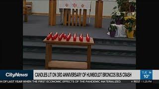 Virtual tribute held on 3rd anniversary of Humboldt Broncos bus crash
