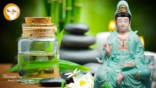 Nhạc thiền Phật giáo tĩnh tâm, an nhiên tự tại sẽ giúp tập trung, gạt bỏ những suy nghĩ tạp niệm