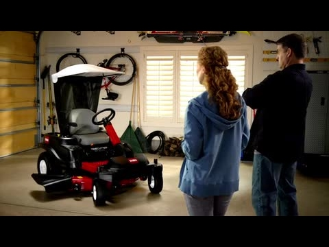 2019 Toro TimeCutter SWX5050 50 in. Zero Turn Mower in Greenville, North Carolina - Video 2