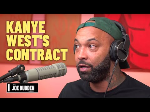 Kanye West's Contract Breakdown | The Joe Budden Podcast
