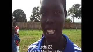 "Project Uganda: Day 13 ""A Coach, A Role Model"""