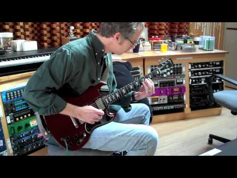 Follow the Money by Kevin Mcleod - First Slide Guitar Solo