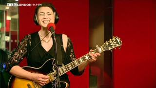 Shona Foster - Oh Patience (Live on the Sunday Night Sessions on BBC London 94.9)