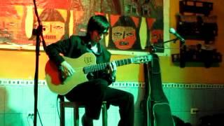 Riber Ore Guitarrista Peruano - Tema el Cóndor Pasa