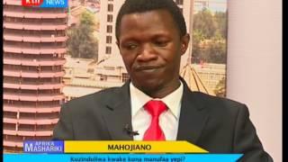 Afrika Mashariki: Manufaa ya reli ya SGR