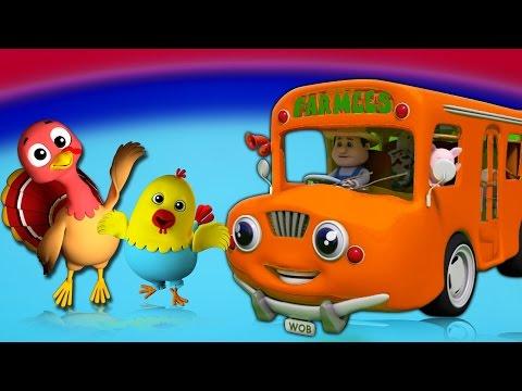chanson youtube bus pour enfants