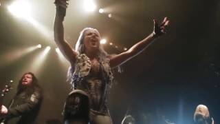 Arch Enemy - Fields of Desolation outro - War Eternal (Tour Tokyo - Sacrifice)