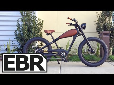 CIVI BIKES Cheetah Video Review - $2.3k Motorcycle Inspired Electric Bike Design, Powerful & Fast