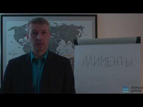 Алименты в Беларуси: размер алиментов, удержание, изменение размера / Alimony in Belarus (Eng subs)