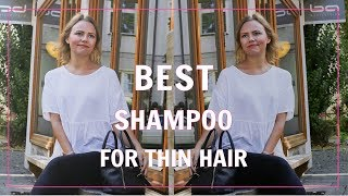 Best Shampoo for Thin and Oily Hair | Kia Lindroos