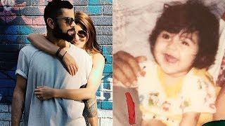 Virat Kohli's Mushy Comment On Anushka Sharma's Baby Pictures Is All Things Love | SpotboyE