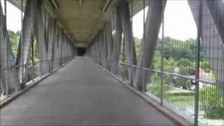 preview picture of video 'Zuge am Grosshesseloher  Brücke [ 01.07.2014 ]'