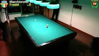 preview picture of video 'Freddi vs Marchioretto - Ottavi - Gara Interregionale 1° Memorial Ramella Ladispoli (RM)'