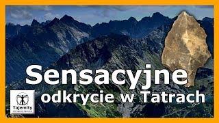 Sensacyjne odkrycie w Tatrach