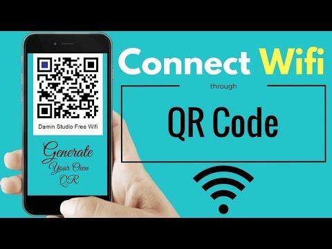 Chia sẻ mật khẩu wifi qua QR Code rất nhanh