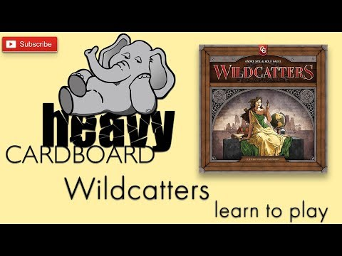 Wildcatters taught by Heavy Cardboard