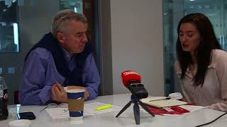 Michael O'Leary speaks to the Irish Farmers Journal