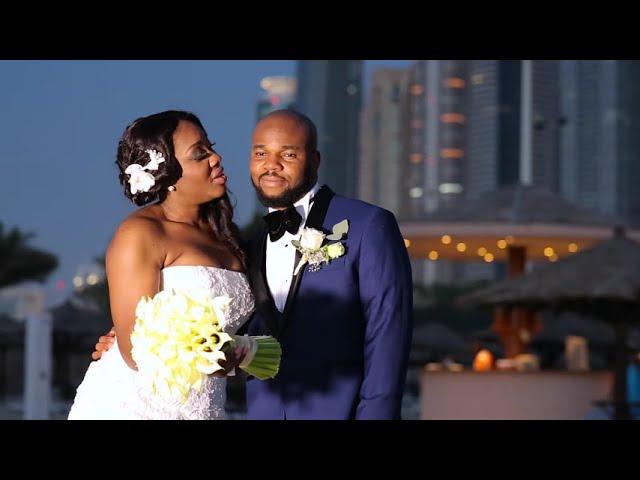 Nigerian wedding in Dubai