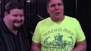 Lanny Poffo – Fan Wrestling Promo – July 25, 2015