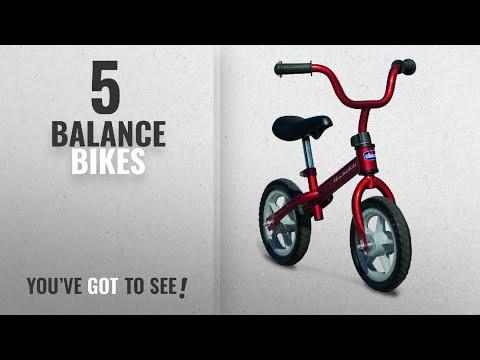 Top 10 Balance Bikes [2018]: Chicco Bullet Balance Bike - Red