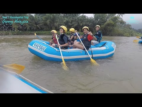 Year 7 Residential Trip to Gopeng