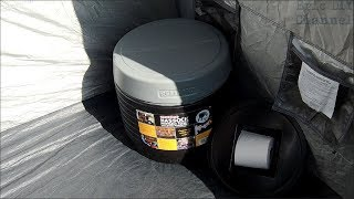 Reliance Hassock Portable Toilet Review
