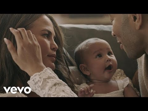John Legend - Love Me Now (Official Music Video)