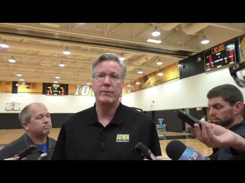 Fran McCaffery Interview