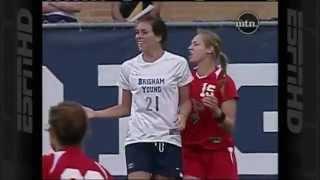 Смотреть онлайн Прикол в женском футболе