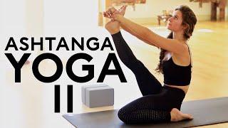 1 Hour Ashtanga Yoga (Second Series)